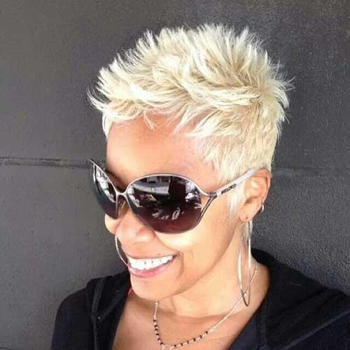 30 Prickly Short Haircuts Hairstyle Models For Women