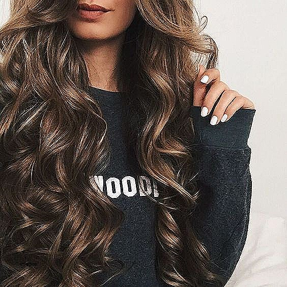 Cool New Hairstyles for Long Hair Elegant Best 25 Long Brunette Hairstyles Ideas on Pinterest