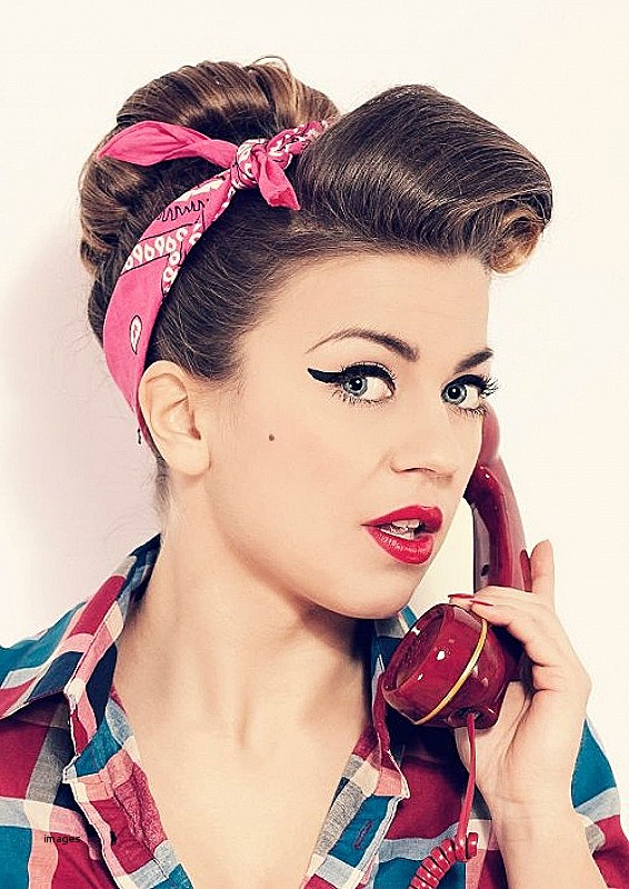 Fifties hairstyles for long hair Unique Fabulous Era Hairstyle Latest Hairstyles Blog