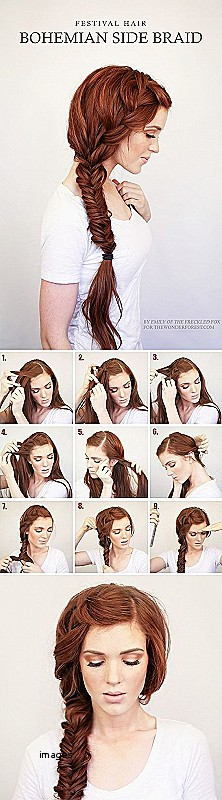 Easy Hairstyles For Long Hair To Do At Home Videos Fantastic Best 25 Simple Stylish Hairstyles Ideas on Pinterest