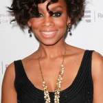 Anika Noni Rose Curly Bob Hairstyle 2018