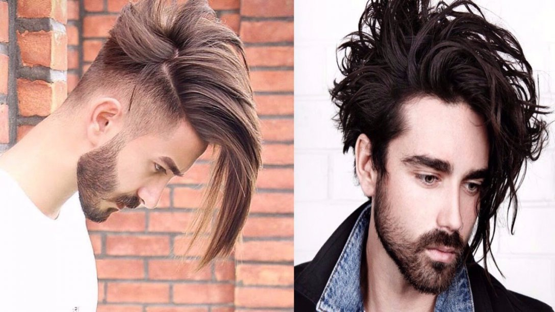 Amazing Long Hairstyles 2018 Men