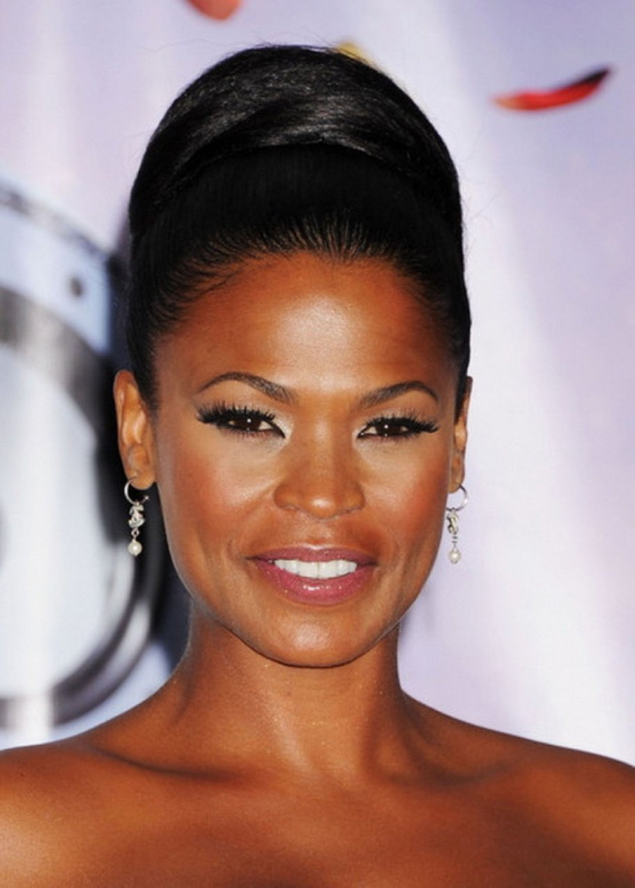 Wonderful Nia Long Hairstyles Hairstyle Models For Women
