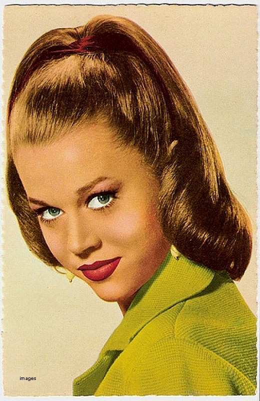 Fifties hairstyles for long hair Elegant 31 Simple and simple 50s hairstyles with tutorials Embellished designs