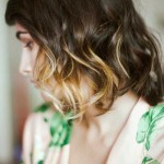Hair color ideas for short hair 2018