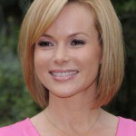 Newest sweet short straight bob hairstyle for women