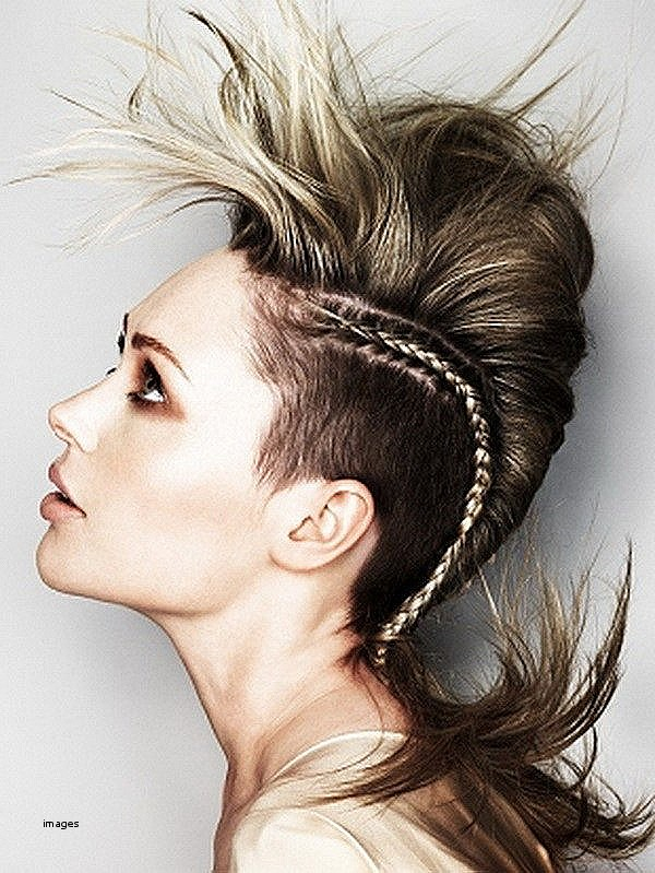 Female Mohawk Hairstyles Long Hair Beautiful 20 spectacular Mohawk hairstyles for every hair length Fmag