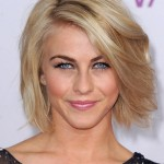 Chic Side Part Bob Hairstyle for Women - Short Hairstyles 2018 - Julianne Hough Haircut