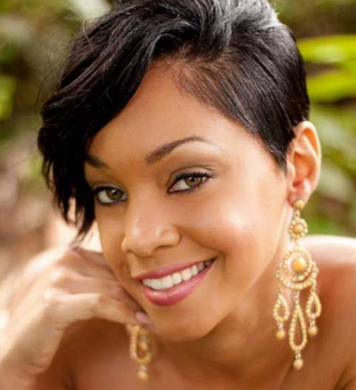 Short hairstyles for black women 2018 - 2018