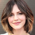 Nice short Bob Ombre hair for 2018