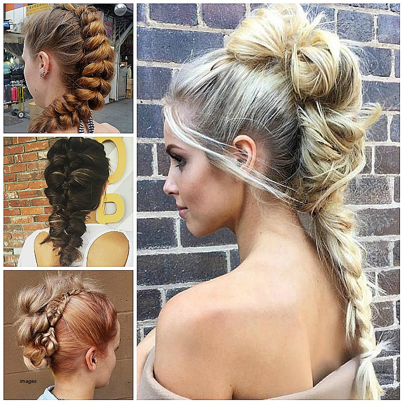 Female Mohawk Hairstyles Long Hair Awesome 2018 Braided Mohawk Hairstyles - Haircuts and Hairstyles for 2018