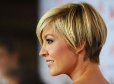 2018 Pixie hairstyle