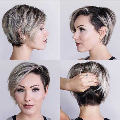Perfect Ways To Have A Long Pixie Hairstyle 2019