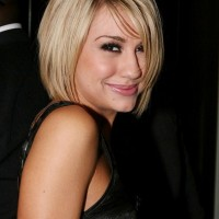 Chelsea Kane Sweet Short Bob Haircut