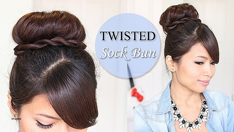 Awesome formal bun hairstyles for long hair - Hairstyle 2019