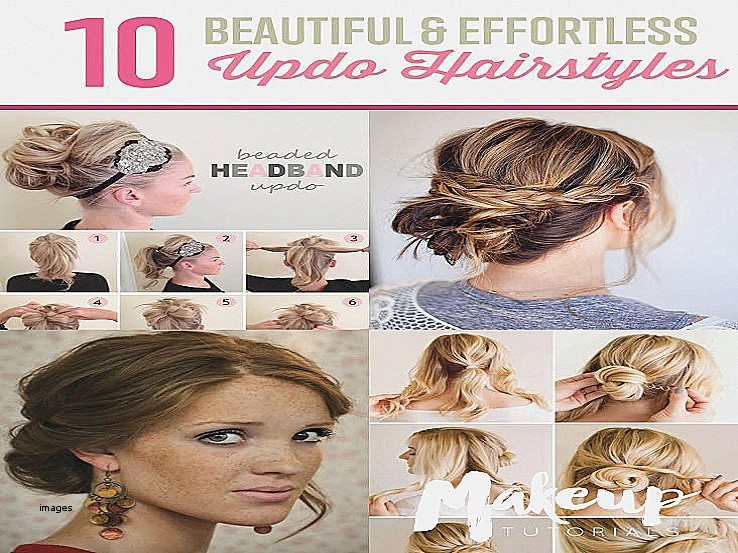 Simple hairstyles for doing long hair at home Videos Best of simple hairstyles for doing medium length hair at home Videos