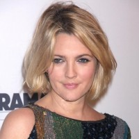 Drew Barrymore's latest short hairstyle